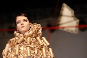 photo pin - fashion show model