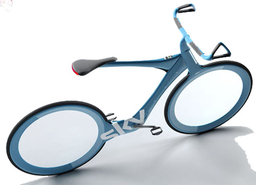 Olympic cyclist Chris Boardman's concept for an everyday city bike of the future
