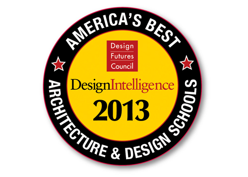 DesignIntelligence 2013 News