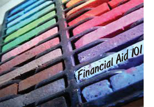 pastels - financial aid 101.indd
