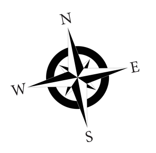 Compass Rose nsew bw.indd
