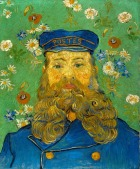 The Postman, Vincent van Gogh, 1889