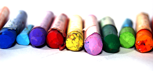 colored pastels 2
