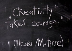 creativity-takes-courage matisse quote2