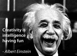 einstein creativity quote 2
