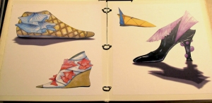 portfolio - parsons 2009 - shoes