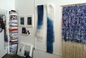 Liz's studio