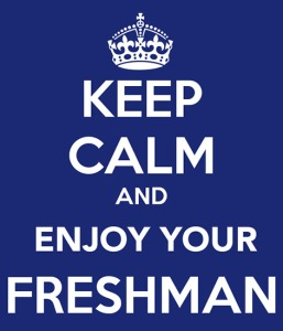 freshman keep calm 2