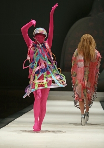 Syracuse University Senior Fashion Show: Lailee Waxman